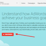 How to setup AdWords Conversion Tracking for Shopify
